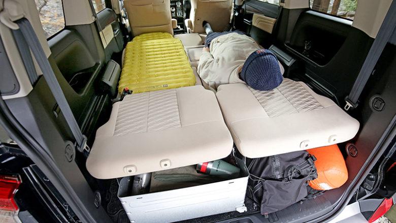 新型デリカD:5で車中泊を楽しむ!ノウハウとおすすめグッズを紹介