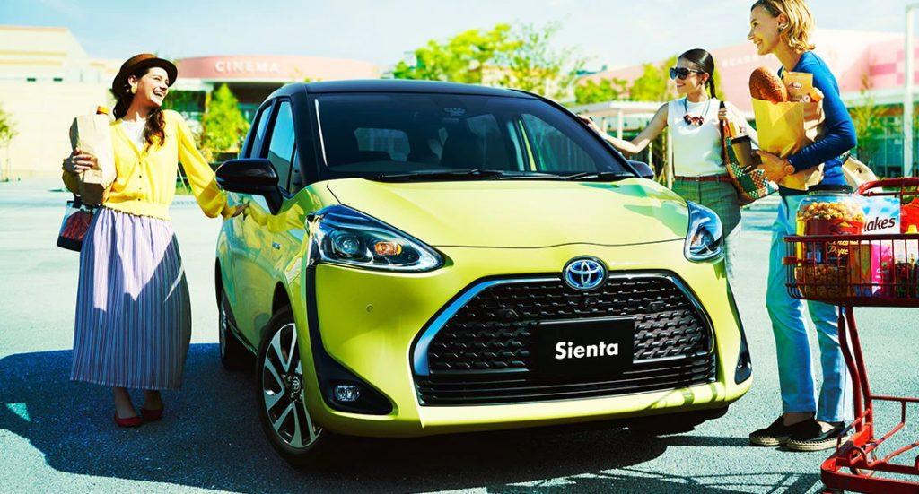トヨタ新型シエンタの車中泊!5人乗りと7人乗りどっちが車中泊向き?