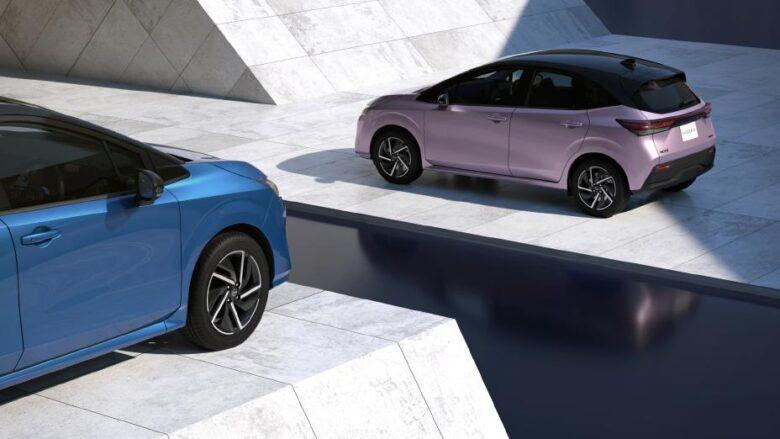 新型ノートe-POWERのボディーカラー全色!お勧めカラーと内装色
