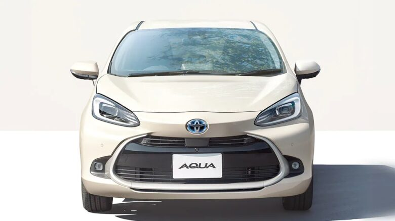 アクア 2021新車の乗り出し価格は?内外装・燃費性能はどう変わった