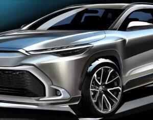 新型SUVカローラクロス日本でのサイズ感は?驚きの価格と荷室の広さ