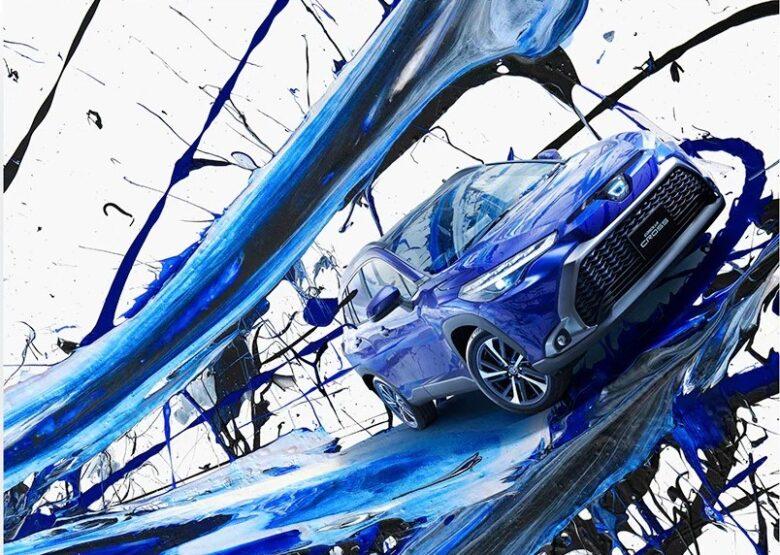 新型カローラクロスのボディーカラーと内装色!お勧めの色はこれ!